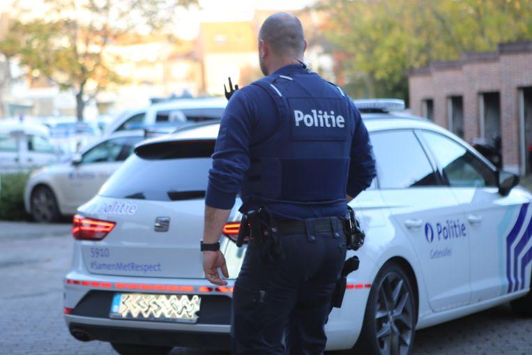 De politie opende een onderzoek naar de mogelijke daders