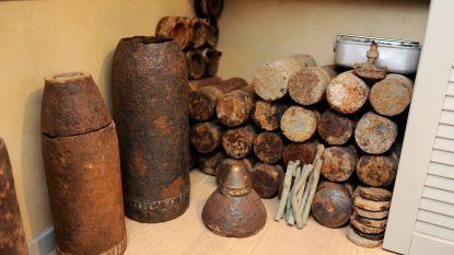 Zestiger riskeert boete voor bezit van 1.200 obussen