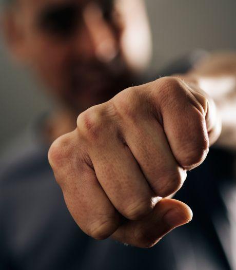 Oogletsel, maar geen mogelijke doodschop in Tiel: lagere straffen dan eis