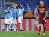 Karsdorp met AS Roma in derby hard onderuit tegen Lazio en invaller Hoedt