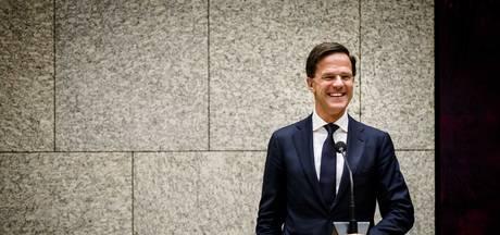 Rutte: verdeling man/vrouw in kabinet is bijzaak