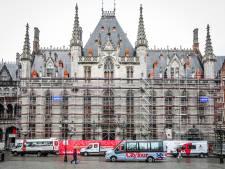 Provinciaal Hof staat in de steigers: werken duren tot 2023