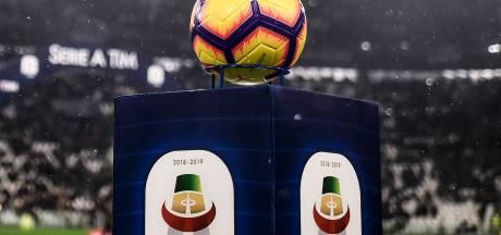 LIVE | D-day in Italië: gaat Serie A op 14 juni weer van start?