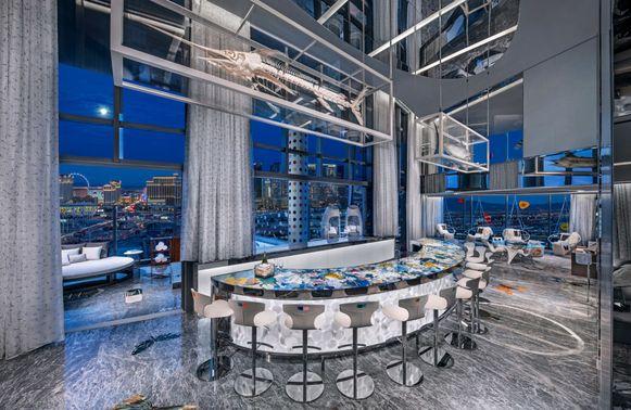 The Palms Empathy Suite in Las Vegas is met stip het duurste hotel. Voor de budgetvariant betaal je daarentegen €109 per nacht.