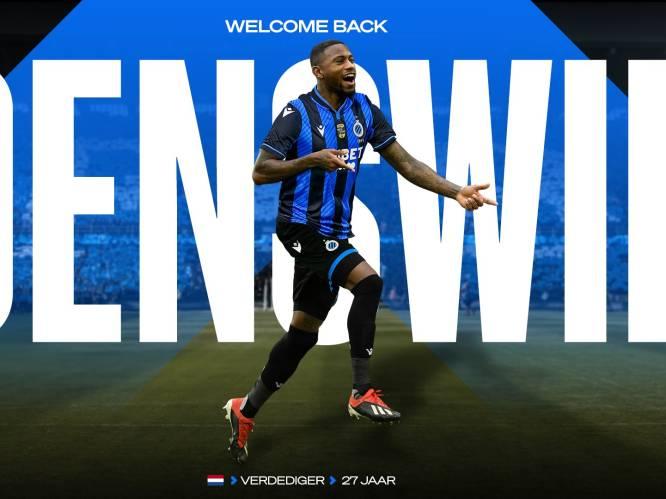 Officieel: Club Brugge huurt Stefano Denswil tot eind dit seizoen van Bologna