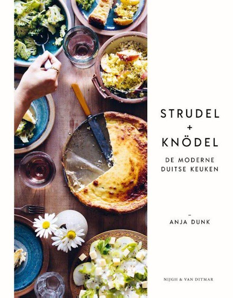 Strudel en knödel, Anja Dunk Beeld -