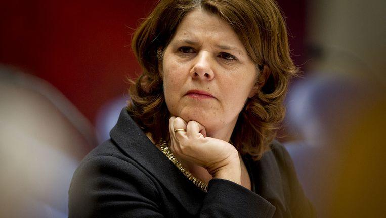 Minister Marja van Bijsterveldt (Onderwijs) Beeld