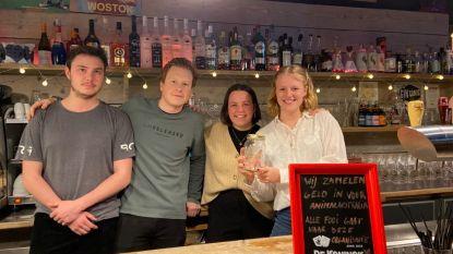 """Jobstudenten café De Pastorie doneren fooien aan Animals Australia: """"Minstens even cruciaal als Notre-Dame"""""""