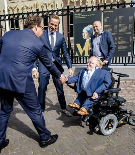 'Ministerschap' slokt te veel tijd op: Rick Brink verlaat gemeentepolitiek in Hardenberg