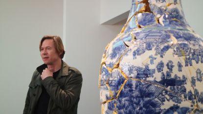 Eerste Belgische overzichtstentoonstelling van Kris Martin in S.M.A.K.