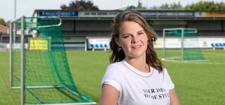 Evita gaat met exclusief Fifa-diploma op zak aan de slag in Zwitserland: 'Ik heb zoveel geleerd'