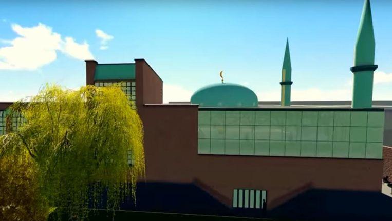 Gent krijgt grootste moskee van Vlaanderen: 2.500 m² en twee minaretten
