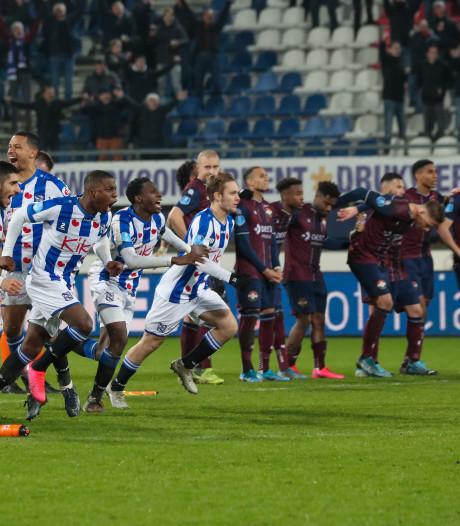 Willem II - FC Utrecht verplaatst vanwege kwartfinales KNVB-beker