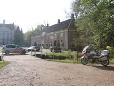 Man uit gemeente Apeldoorn (57) opgepakt na lossen schot vanaf dak Kasteel Ter Horst