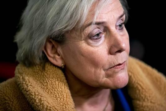 Ank Bijleveld-Schouten, minister van Defensie.