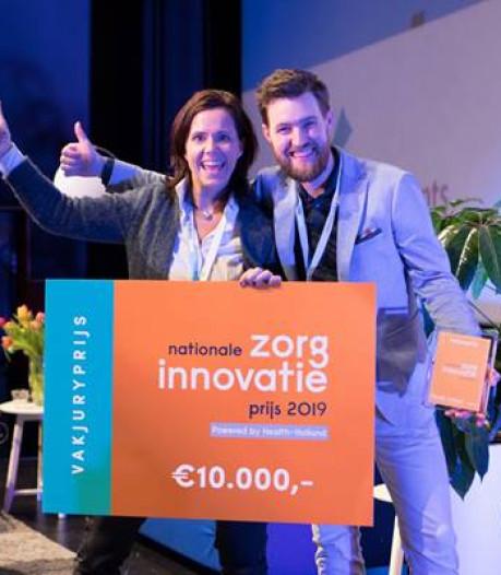 OZOverbindzorg uit Luttenberg wint Nationale Zorginnovatieprijs