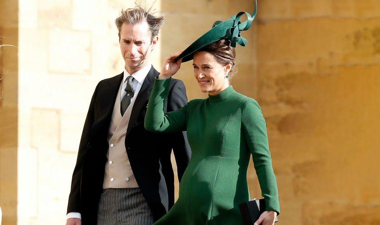 Pippa Middleton en James Matthews