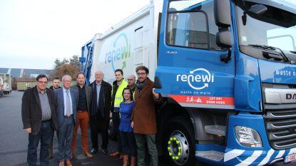 Ecologischer en veiliger: IVLA gaat in zee met Renewi voor nieuwe vrachtwagens