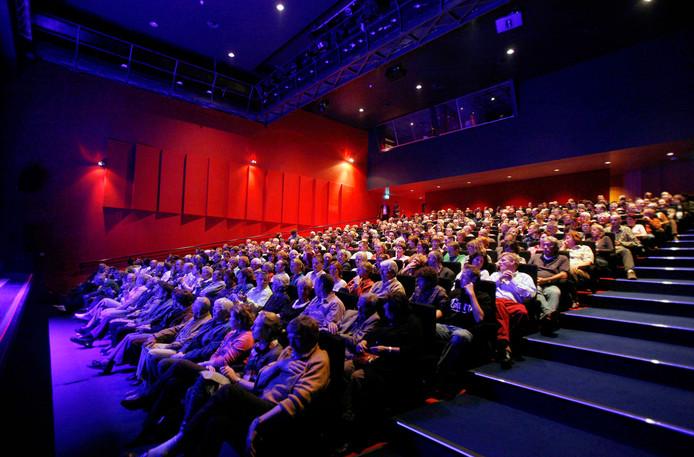 Het Fulcotheater in IJsselstein.