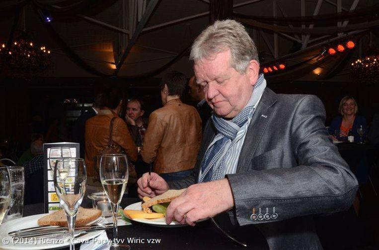 open Vld-ondervoorzitter Jean-Marie Laffut.