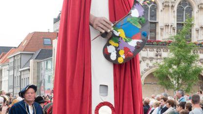 Reus Adriaen Brouwer stapt 82 kilometer van Antwerpen naar Oudenaarde