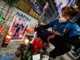 """LIVE. Ibrahimovic: """"Diego is onsterfelijk"""" - Maradona krijgt laatste groet in presidentieel paleis"""