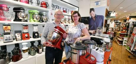 De echte winkelier: geen prullaria bij Morsink in Hengelo