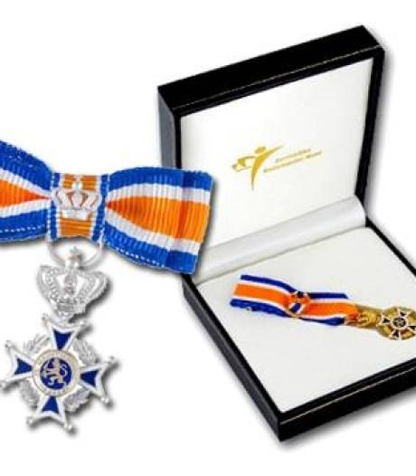 Koninklijke Onderscheiding voor Harrie Gertsen uit Zevenaar