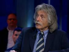 Derksen na kritiek op Ajax: 'Ik weiger mee te lopen in de polonaise'