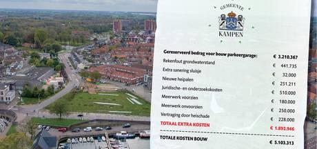 Plek in ziekmakende parkeergarage kost 23.197 euro