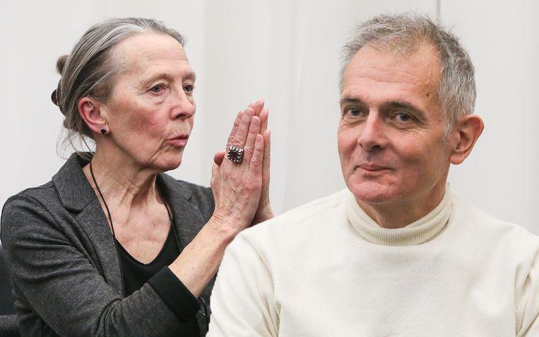 Godelieve Thienpont en Joris Van Hove.