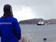 La Russie ouvre une enquête pour piraterie contre les militants de Greenpeace