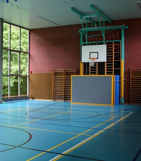 Sporthallen in Enschede zitten vol