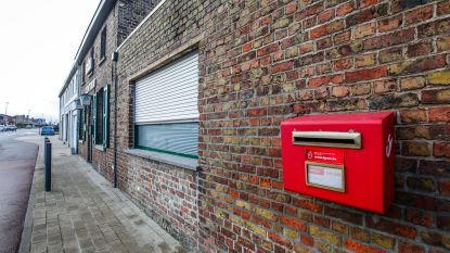 Hier blijven de rode postbussen zéker staan