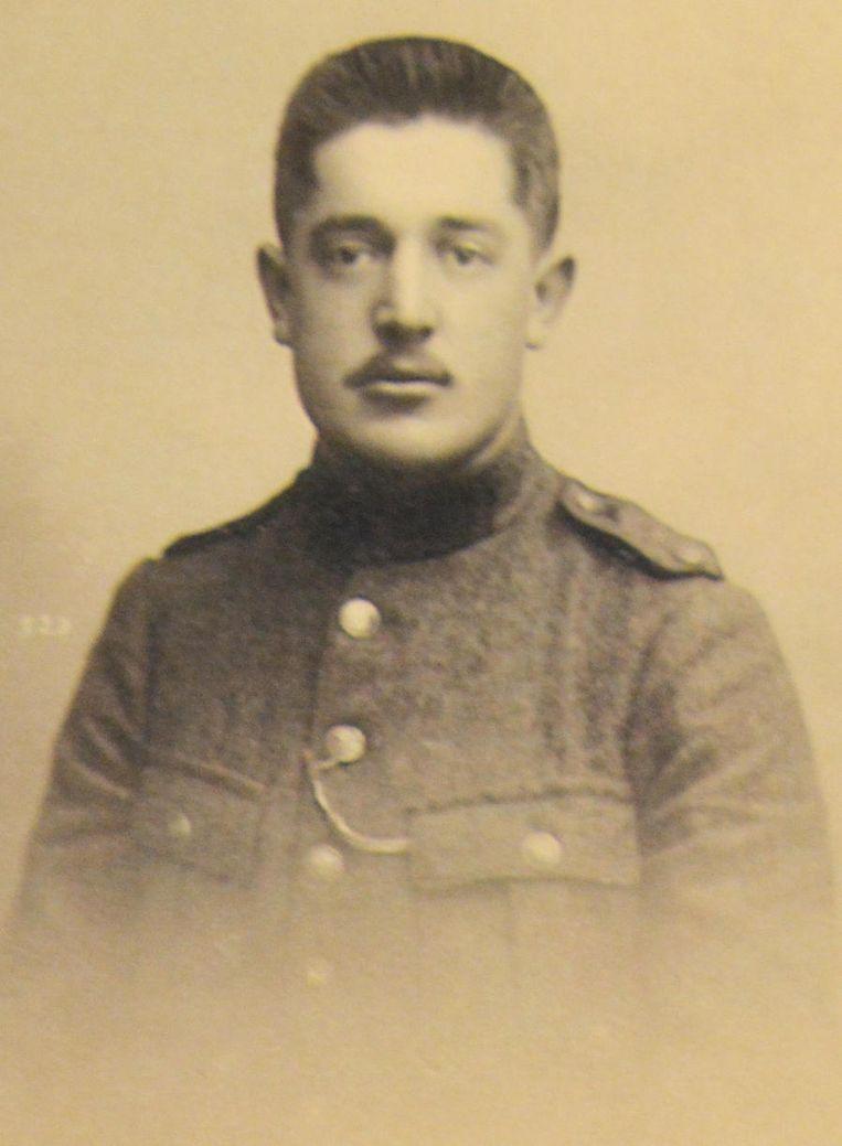 Jerome Seynhaeve overleefde de oorlog.