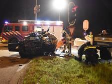 Traumahelikopter naar ernstig ongeval in Nieuwegein