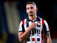 Ex-Willem II'er Avdijaj kan na degradatie met Hearts alweer op zoek naar nieuwe club