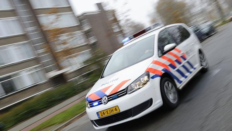 Politieauto. Beeld ANP