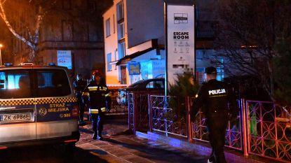 Na dodelijke brand met vijf slachtoffers sluit Polen alle onveilige escaperooms