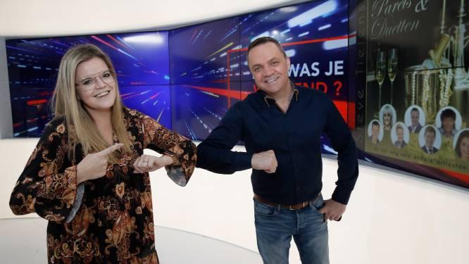 Steve Tielens in duet met half schlagerland