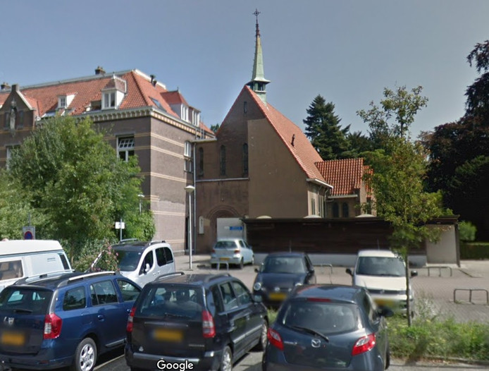 De kapel aan de Dobbelmannweg