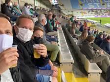 Cercle ontvangt als laatste ploeg in eerste klasse opnieuw supporters
