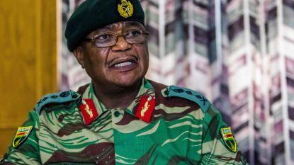 Zimbabwaanse legerchef roept bevolking op tot kalmte en geduld