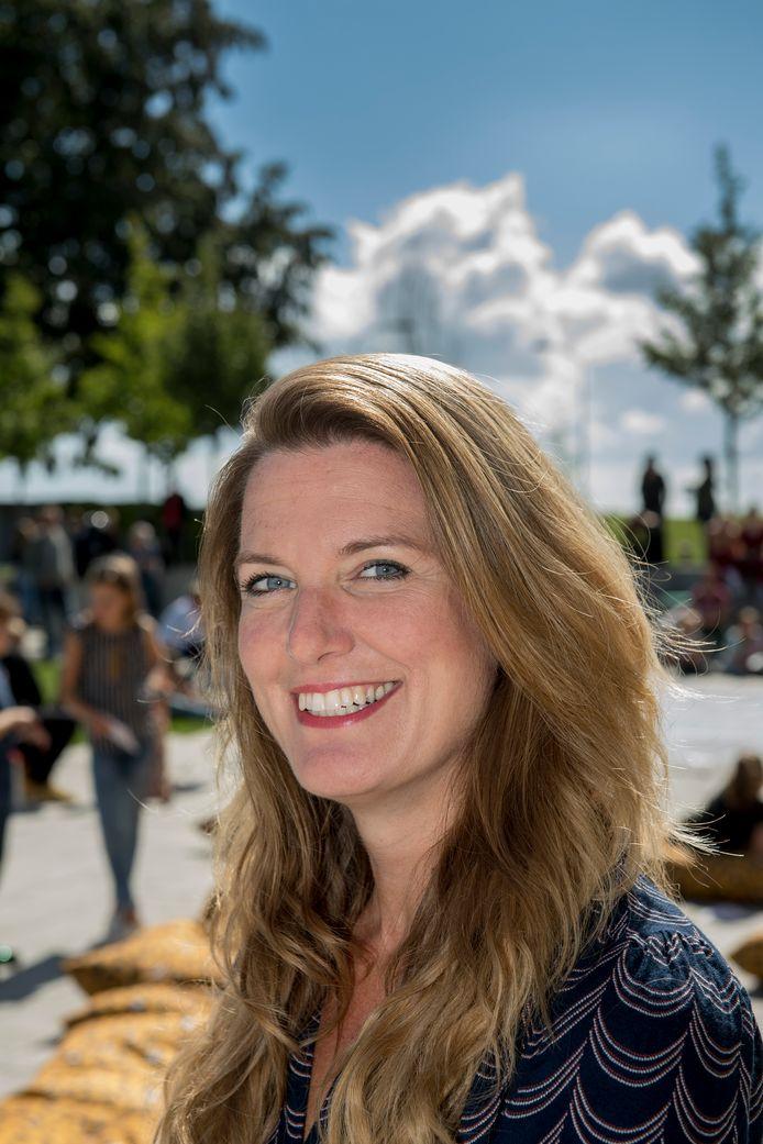 Rachel van der Schaaf.