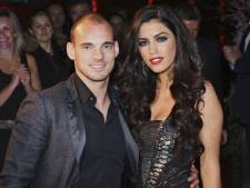 'Ondernemer legt beslag op inkomen Wesley Sneijder'