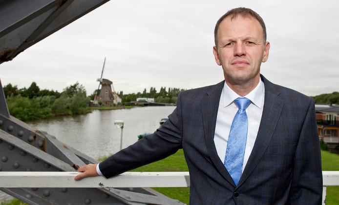 Burgemeester Bodegraven-Reeuwijk Christiaan van der Kamp