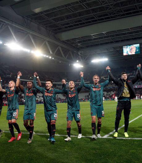 Imposante uitreeks Ajax: Ten Hag in voetsporen Van Gaal en Guardiola