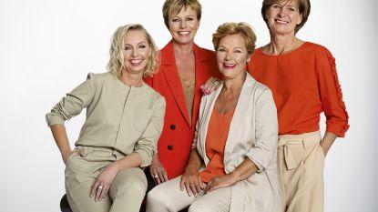 Vier trotse moeders van bekende Vlamingen aan het woord: wie herken je in elke mama?