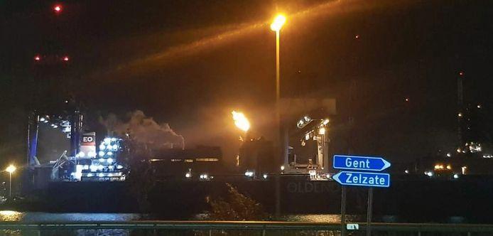 Affakkeling bij ArcelorMittal.