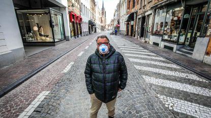 IN BEELD. Brugge in tijden van corona. Nooit was stad zo leeg, zo stil